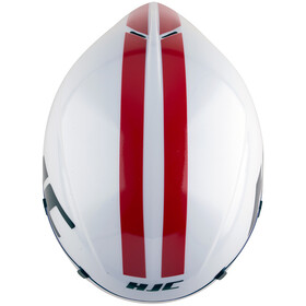 HJC Adwatt Time Trail Casco, white